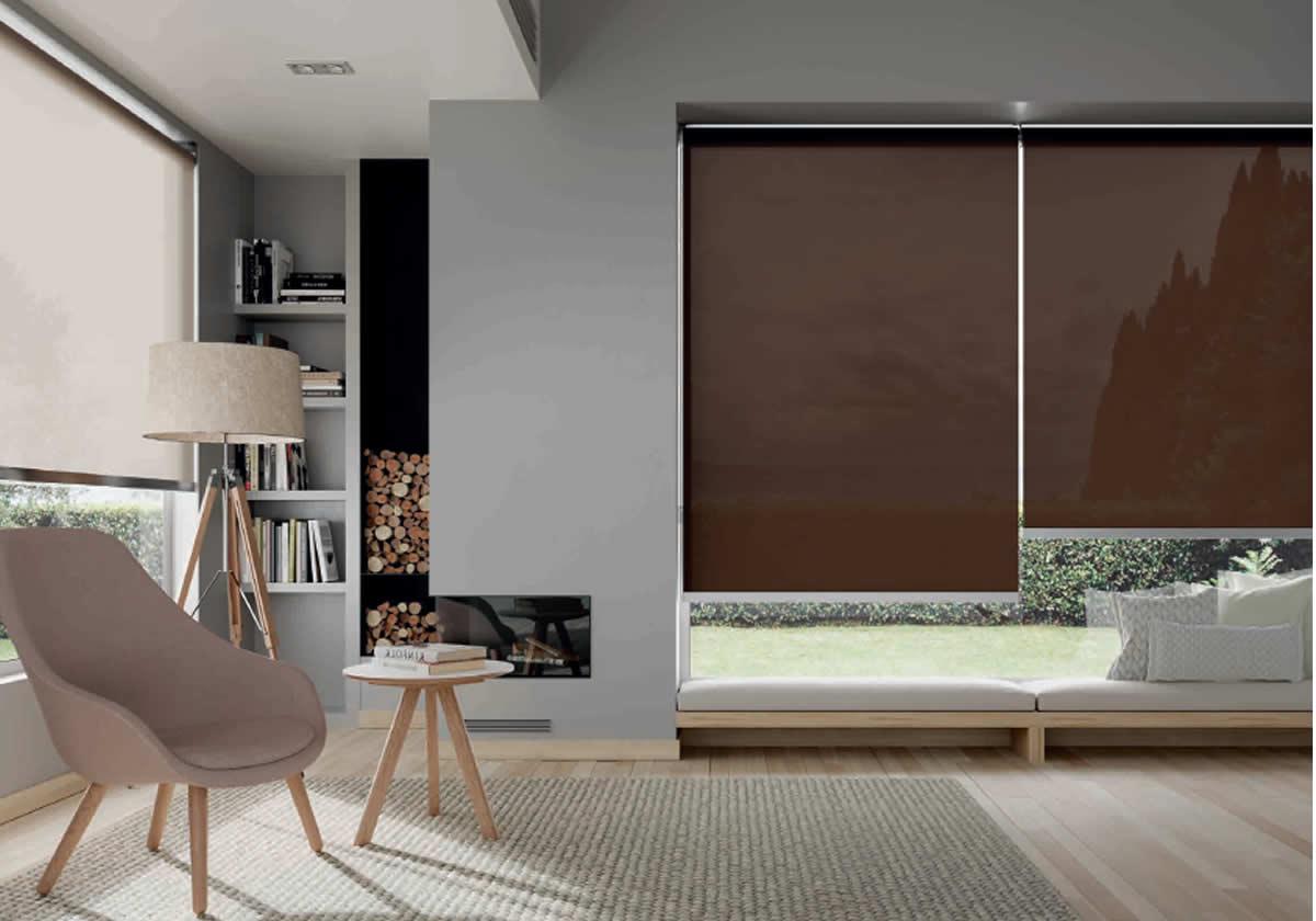 Estores y venecianas, el complemento perfecto para tus ventanas