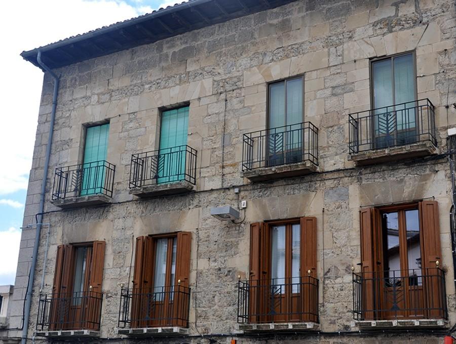 Mallorquinas y ventanas